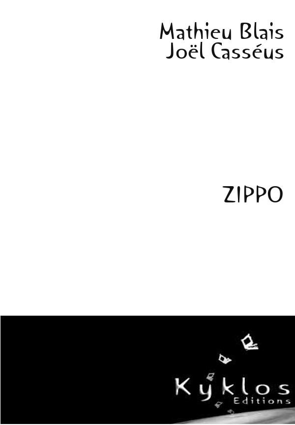 KYKLOS Editions - Zippo
