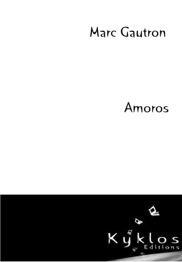 KYKLOS Editions - Amoros